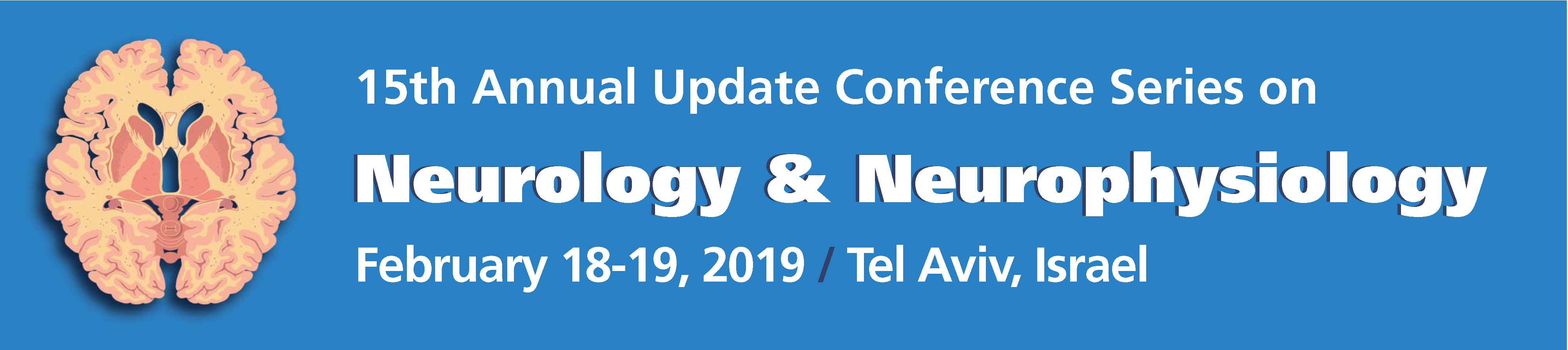 15th Conference on Neurology & Neurophysiology – 2019